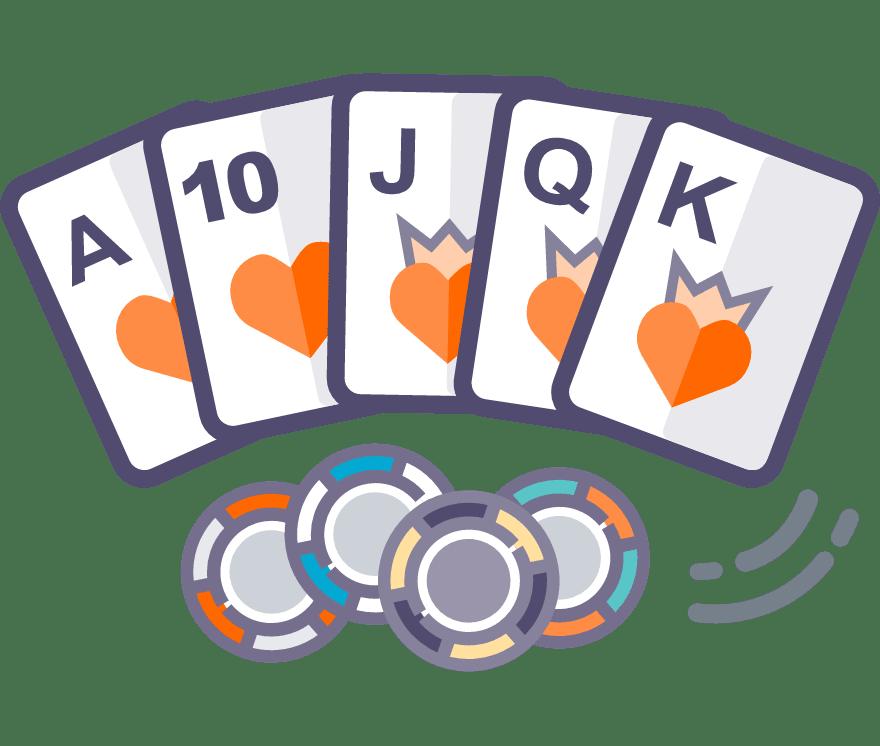 Spēlēt Texas Hold'em Tiešsaistes -Top 26 Lielākie Laimesti New Casinos 2021
