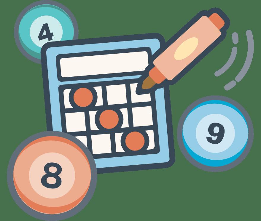 Labākās jaunās bingo vietnes 2021